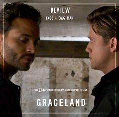 Briggs se revelando? Confira a review do 1x08 - Bag Man de Graceland: http://spotseriestv.blogspot.com.br/2013/08/review-graceland-1x08-bag-man.html  #Graceland #USA