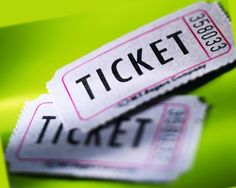 How to Make Raffle Tickets With Mail Merge