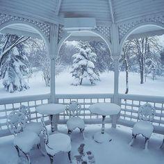 ISTANBUL, TURKEY.Happy sunday❄️☕️ #istanbul #turkey #snow #winter