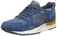 ASICS Gel-lyte V, Unisex-Erwachsene Sneakers, Blau (legion Blue/legion Blue 4545), 39.5 EU - http://kameras-kaufen.de/asics/39-5-eu-asics-gel-lyte-v-unisex-erwachsene-sneakers-2