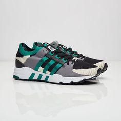 sale retailer 10b50 a3dfa Adidas Originals Equipment Running Support PrimeKnit Men s Shoes Size NEW