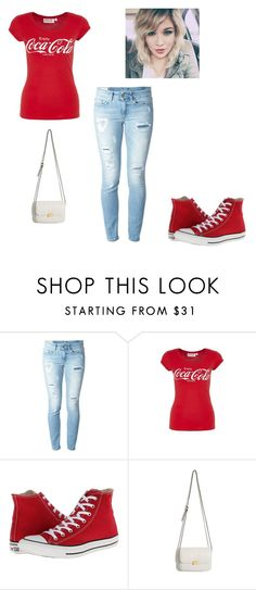 """""""Going to the movies"""" by izzefizzy ❤ liked on Polyvore featuring interior, interiors, interior design, home, home decor, interior decorating, Dondup and Converse"""