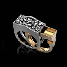 14 К Gold or silver 925 ring. Gift for her. Gift for him. 14 К Gold or silver 925 ring. Gift for her. Gift for him. Skull Jewelry, Gothic Jewelry, Jewelry Rings, Jewelery, Women's Rings, Silver Jewelry, Mens Gold Rings, Rings For Men, Silver Rings