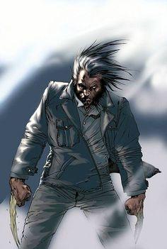 Logan (Wolverine) by Gabriele Dell'Otto