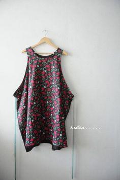 치명적인 화려함 4가지 앞치마.....네스홈 레트로 로즈 더솝린넨 : 네이버 블로그 Blouse, Clothes, Women, Fashion, Dressmaking, Clothing, Sleeveless Tops, Outfits, Moda