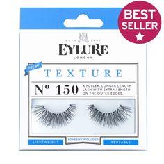 c983cea791b Eylure false eyelashes. No. 150 Texture. Beauty Brand Ideas, False Lashes,