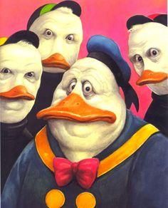 La familia Donald como siempre debió ser