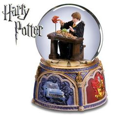 Harry Potter - Snow globe music box
