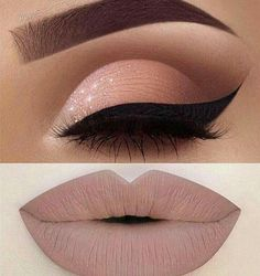 When it comes to eye make-up you need to think and then apply because eyes talk louder than words. The type of make-up that you apply on your eyes can talk loud about the type of person you really are. Cute Makeup, Prom Makeup, Gorgeous Makeup, Pretty Makeup, Wedding Makeup, Makeup 2018, Sweet 16 Makeup, Bridal Makeup, Eyeshadow Looks
