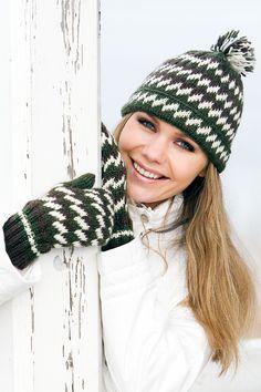 Knitted Hats, Winter Hats, Beanie, Knitting, Pattern, Diy, Fashion, Moda, Tricot