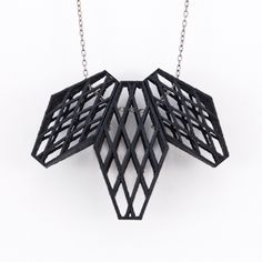 Sutra Necklace - 3D Printed Jewelry by Future Factory