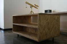 OSB Coffee Table - workdesign