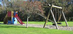 Danhostel Hjørring er super børnevenligt Park, Parks