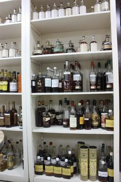 My dream: A Whiskey Closet. Of course, it'd be full of my barrel of single barrel bottles :D