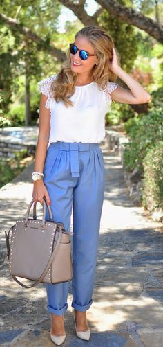 Daily New Fashion : Lace Girl by Te Cuento Mis Trucos