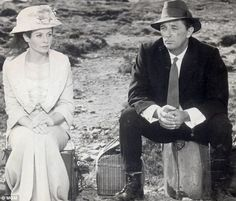 The actress had an affair with Robert Mitchum, the brooding husband she betrayed in the 1970 blockbuster Ryan's Daughter, for which she received an Oscar nomination
