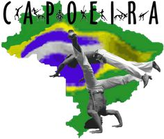 Afro-Brazilian art form that combines elements of martial arts, music, and dance.