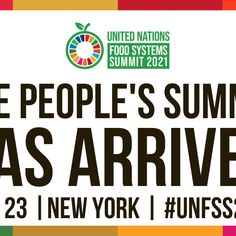 On September 23, world leaders are set to gather virtually to share how they plan to reach the Sustainable Development Goals through their efforts in transforming food systems at the historic UN Food Systems Summit. Food System, Sustainable Development, Italian Dishes, World Leaders, Effort, September, Nyc, Goals, How To Plan