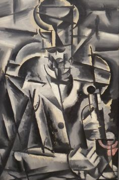 """Josef Capek, """"Pijak"""" (1913)"""