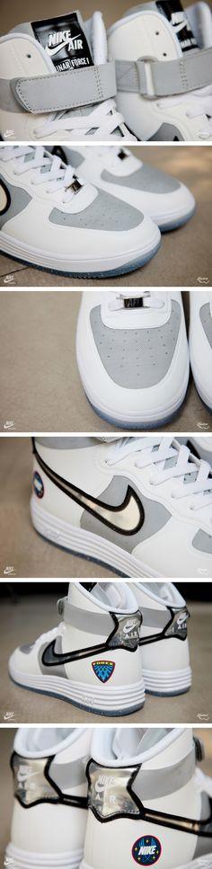 huge discount 4741d a3748 Nike Lunar Force 1 High QS