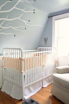 love vintage crib