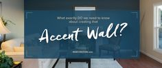 Mor Furniture Blog - How to Create an Accent Wall   Mor Furniture for Less