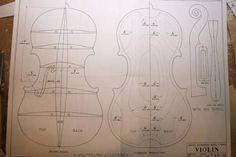Afbeeldingsresultaat voor violin measurements