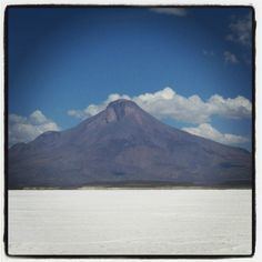 Salar de Coipasa, #Bolivia #travel #tour #nature