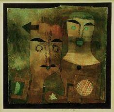 Paul Klee (1879-1940) Vanaf 1921 gaf Paul Klee les aan het Bauhaus in Weimar. Op initiatief van Galka Scheyer ontstond in 1924 de kunstenaarsgroep Blaue Vier, die naast Paul Klee bestond uit de kunstenaars Wassily Kandinsky, Lyonel Feininger en Alexej von Jawlensky. Het viertal exposeerde vooral in de Verenigde Staten van Amerika. Paul Klee ging steeds kleurrijker schilderen, en maakte ook een stap in de richting van het abstracte. 1924
