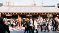 How to make a perfect day trip in Tokyo? This is the guide.