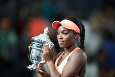 In a dramatic comeback from a serious injury, Sloane Stephens beat her fellow-American Madison Keys to win the women's singles final at the U.S. Open.