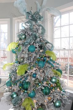 Top most Beautiful Incredible and Amazing Christmas Tree Decoration Ideas by techblogstop 69