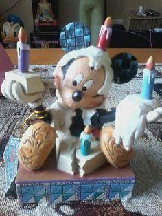 Disney collectie, jim shore, birthdaygift from wendy