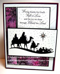 PPA232 Come to Bethlehem by Julie Gearinger - Cards and Paper Crafts at Splitcoaststampers