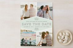 mod deco save the date for Minted