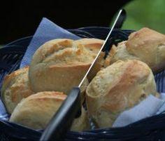 Rezept Sonntagsbrötchen von Chantily - Rezept der Kategorie Brot & Brötchen