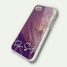 Taylor Swift Beautiful iPhone 5 Case iPhone 4 Case by KEIMBOLSTORE