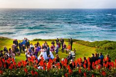 Cuvier Park aka the Wedding Bowl. First Comes Love - www.firstcomeslovesd.com Photo by: Photography by Chana and Don www.photobychanaanddon.com
