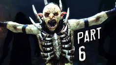 Middle Earth Shadow of Mordor Walkthrough Gameplay Part 6 - The Warchief...