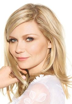 Kirsten Dunst. LOVE the makeup. Very natural but brings out her features. I want to figure out this look
