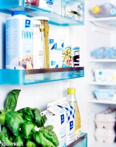 Jääkaapin siivous | Kotivinkki