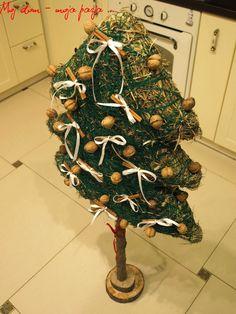 xmass tree, diy, christmas tree