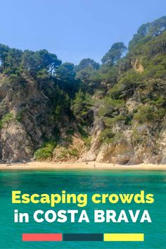 Escaping Crowds in Rugged Costa Brava, Spain. Click here to find out more!
