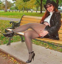 Sweet could always be seen wearing Pantyhose. RIP Sweet, we miss you!!!