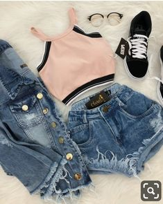 Sweet outfit for summer !, Sweet outfit for summer ! - Harvey Clark Sweet outfit for the summer ! Teen Fashion Outfits, Cute Casual Outfits, Date Outfits, Cute Summer Outfits, Cute Fashion, Outfits For Teens, Stylish Outfits, Girl Outfits, Outfit Summer