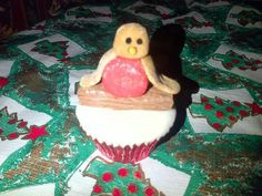 Robin Cupcake - Made By Jade Sheldon