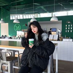 Read [ Girls 6 ] from the story Icons Ulzzang ¡! Mode Ulzzang, Ulzzang Korean Girl, Cute Korean Girl, Asian Girl, Ullzang Girls, Cute Girls, Asian Fashion, Girl Fashion, Fashion Outfits