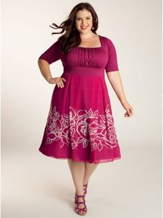 Jocelyn Plus Size Dress