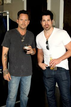 Gary Allan and JT Hodges