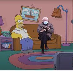 Bernie Memes, Bernie Sanders, Mittens, Family Guy, Profile, Guys, Fictional Characters, Instagram, Fingerless Mitts